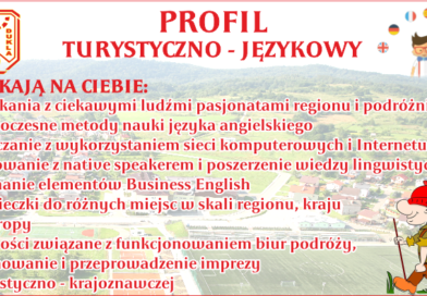 Profil turystyczno – językowy
